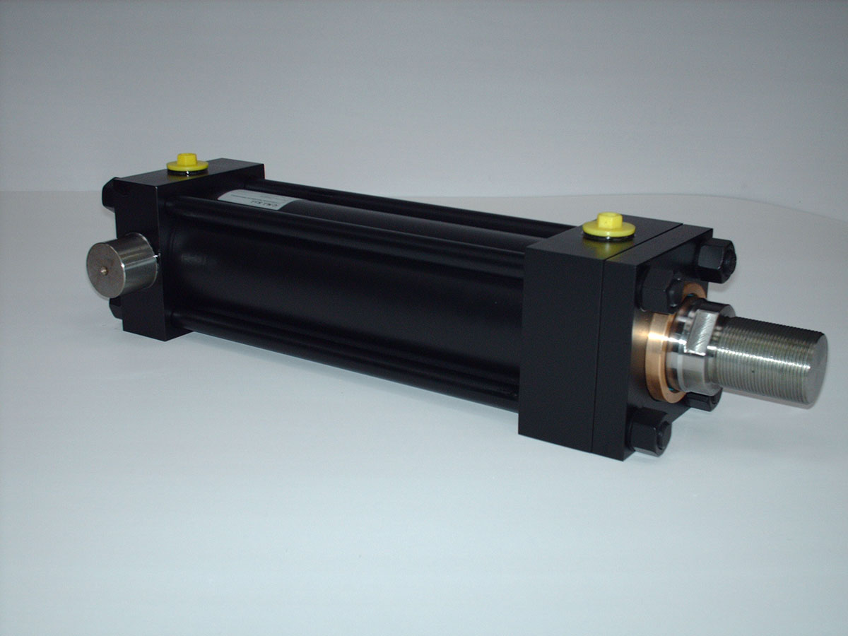 Tie Rod Hydraulic Cylinders Iso 6020 2 Series
