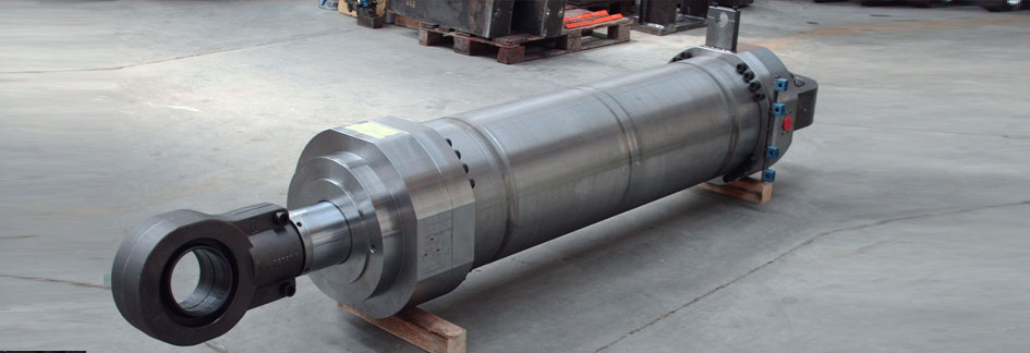 Tie-rod hydraulic cylinders ISO 6022 series