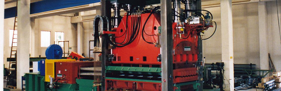CMI Costruzioni Meccaniche Industriali